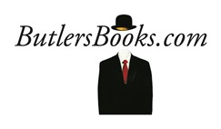Logo for Butlers Books, London